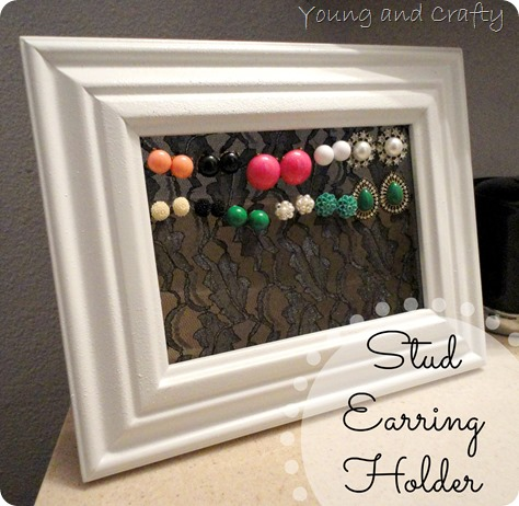 Stud Earring Holder1