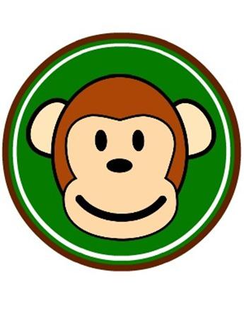 Monkey Printable